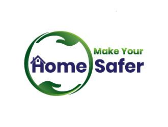 Make Your Home Safer logo design by drifelm