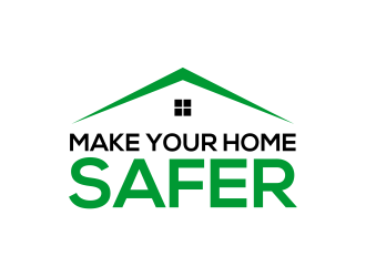Make Your Home Safer logo design by cintoko