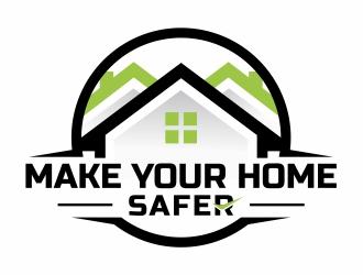Make Your Home Safer logo design by Mardhi