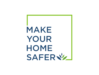 Make Your Home Safer logo design by Rizqy