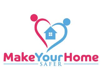 Make Your Home Safer logo design by AamirKhan