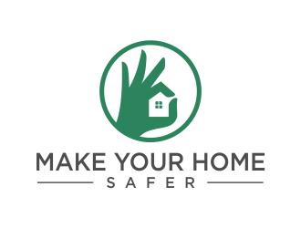 Make Your Home Safer logo design by cahyobragas