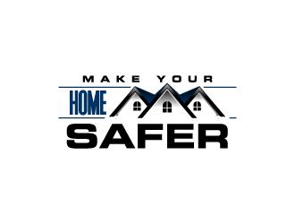 Make Your Home Safer logo design by torresace