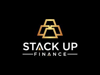 Stack Up Finance logo design