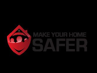 Make Your Home Safer logo design by 21082