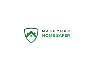 Make Your Home Safer logo design by Asyraf48