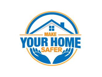 Make Your Home Safer logo design by jaize