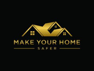Make Your Home Safer logo design by christabel