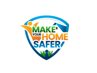Make Your Home Safer logo design by AB212