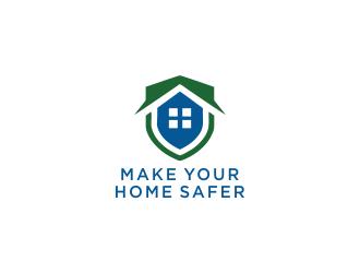 Make Your Home Safer logo design by bismillah