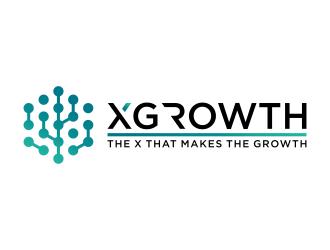 xGrowth logo design winner