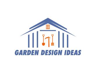 Garden Design Ideas logo design by pilKB