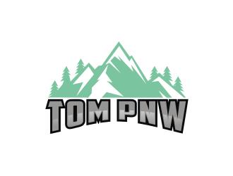 TOM PNW logo design by ora_creative