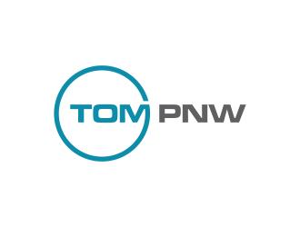 TOM PNW logo design by oke2angconcept