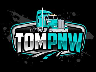 TOM PNW logo design by AamirKhan