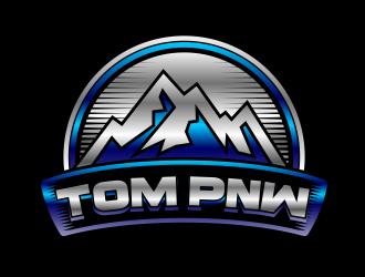 TOM PNW logo design by serprimero