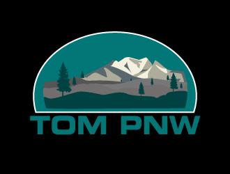 TOM PNW logo design by pilKB