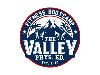 The Valley Phys. Ed. logo design winner