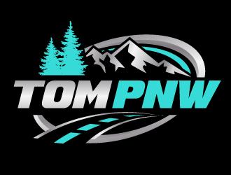 TOM PNW logo design by jaize