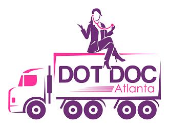 DOT DOC Atlanta logo design winner