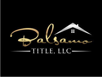 Balsamo Title, LLC logo design by asyqh