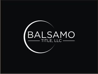 Balsamo Title, LLC logo design by muda_belia