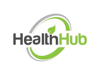 Health Hub logo design winner