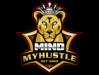 MindMyHustle logo design