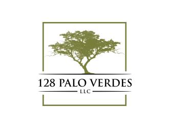 128 Palo Verdes LLC logo design