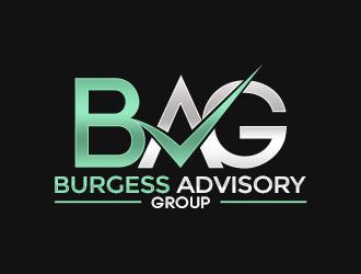 Burgess Advisory Group logo design