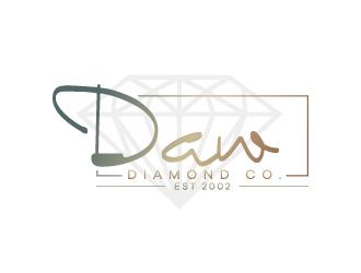 Daw Diamond Co. logo design winner