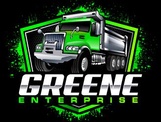 Greene Enterprise  logo design winner