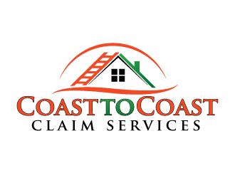 Coast to Coast Claim Services  logo design winner