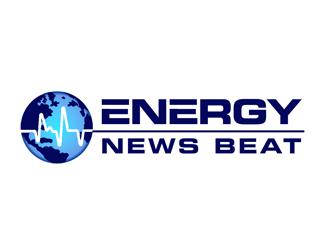 Energy News Beat logo design winner