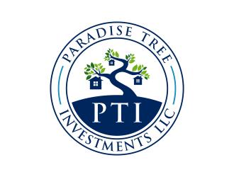 Paradise Tree Investments LLC logo design winner