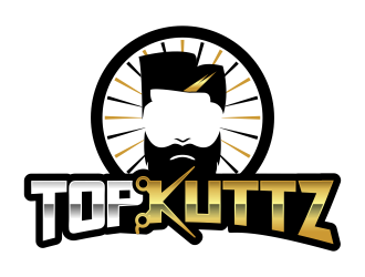 TOP KUTTZ logo design