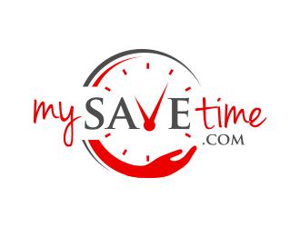 mysavetime.com logo design winner