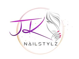 JK_NailStylz logo design winner
