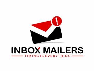 Inbox Mailers logo design