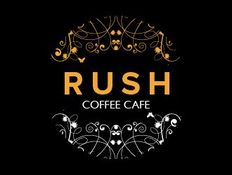 Rush Coffee logo design by czars