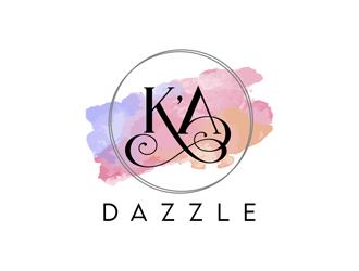 K'A Dazzle logo design