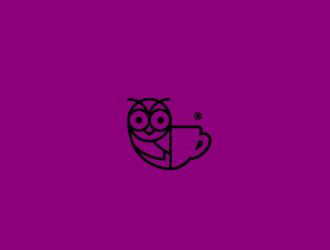 Rush Coffee logo design by Loregraphic