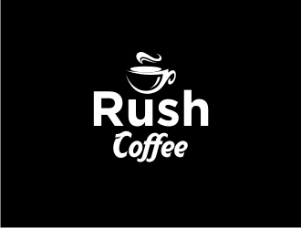 Rush Coffee logo design by parinduri