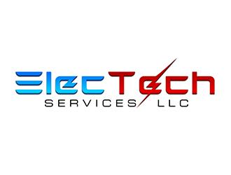 ElecTech Services, LLC logo design