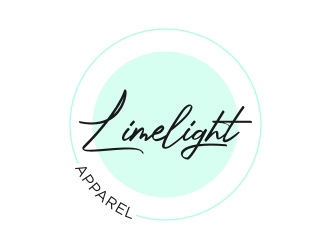 Limelight Apparel logo design