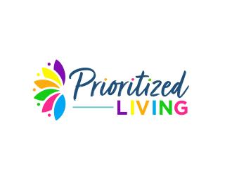 Prioritized Living logo design