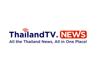 ThailandTV.news   Tagline: All the Thailand News, All in One Place! logo design