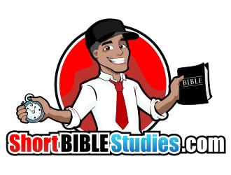 ShortBibleStudies.com logo design