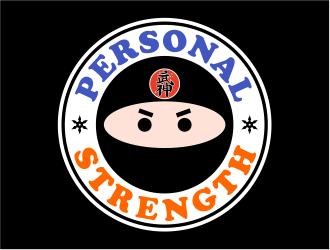 Personal Strength logo design