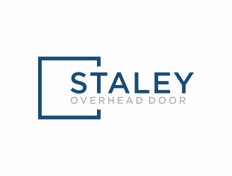 Staley Overhead Door logo design by andayani*